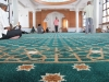 The carpets of Masjidhul Jalaalu'dheen