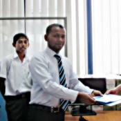 GDh Atoll School - Donation of computer systems to establish a computer lab