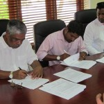 Altec Maldives for the proposed water and sewerage