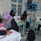 B. Dharavandhoo - Basic sewing course for women