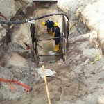 HA Thuraakunu - Cleaning of pipe path