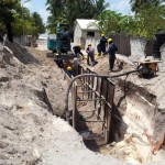 HA Thuraakunu - Ongoing MH installation works