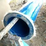 HA Thuraakunu - Ongoing degasifier work