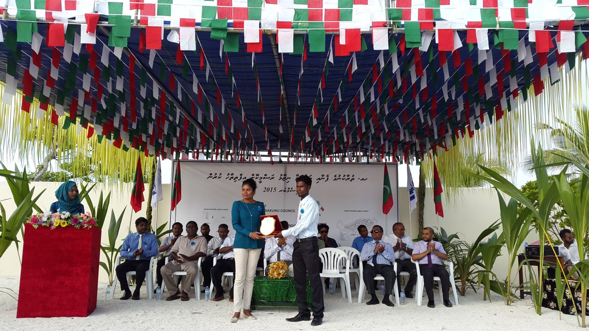 Ha.-Thuraakunu-Water-Sewerage-Opening-Ceremony