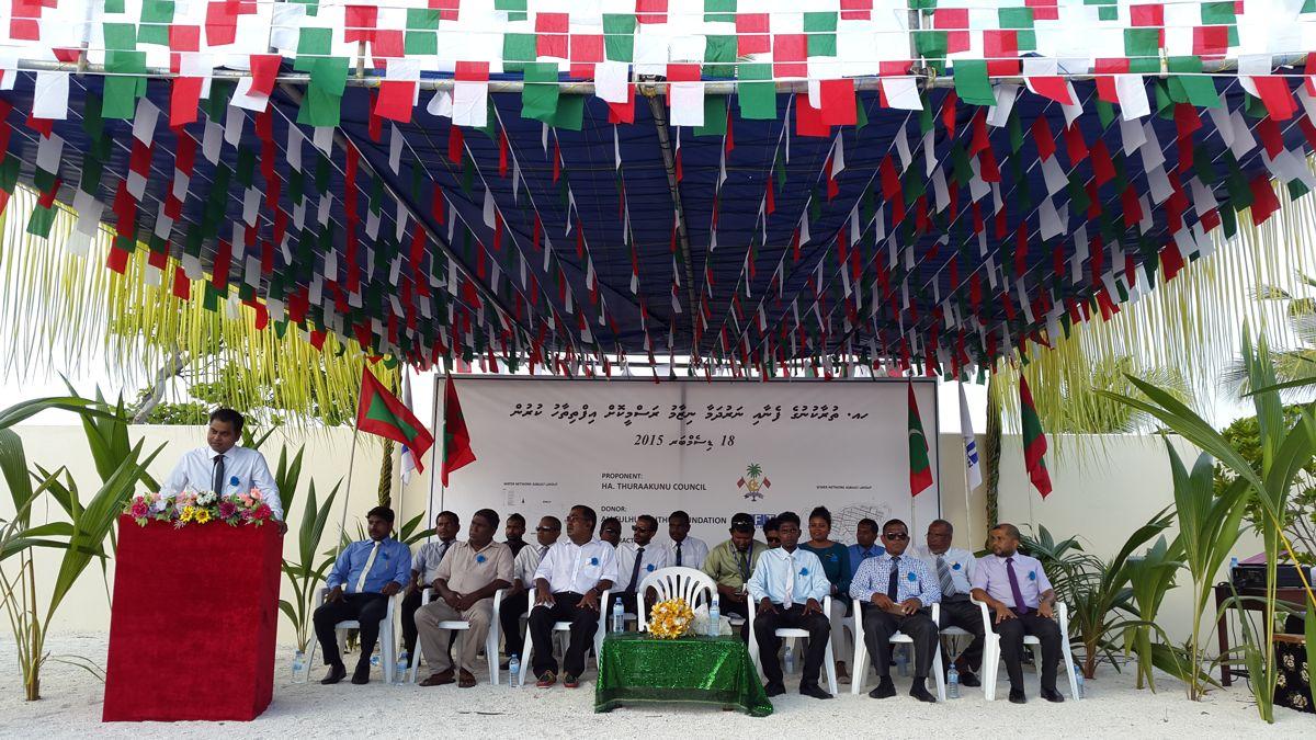 Ha.-Thuraakunu-Water-Sewerage-Opening-Ceremony