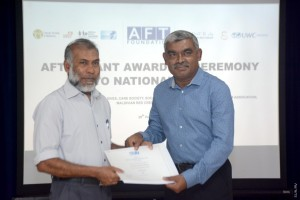 NGO Grants Ceremony
