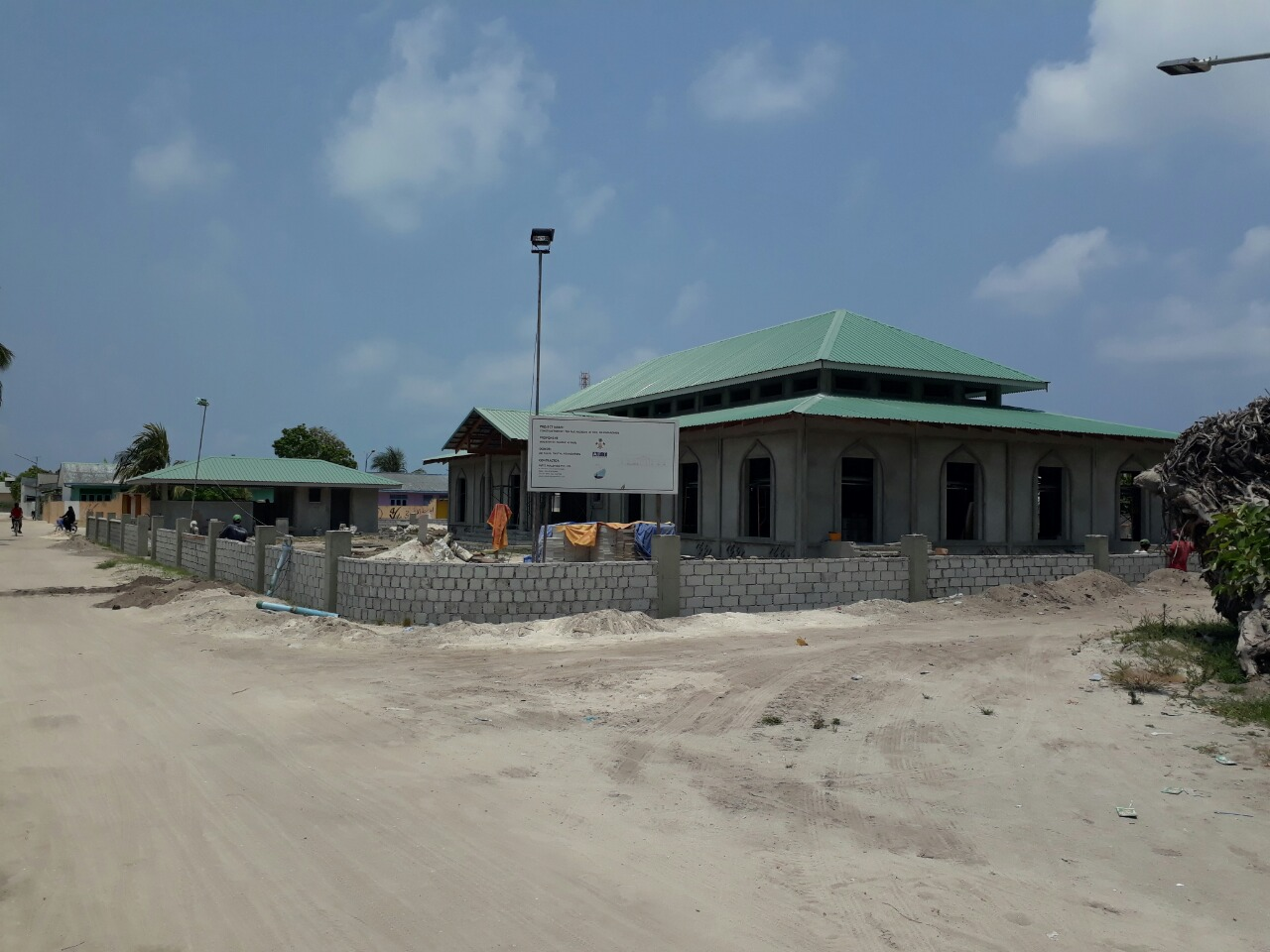 Hanimaadhoo Mosque 11(25)11